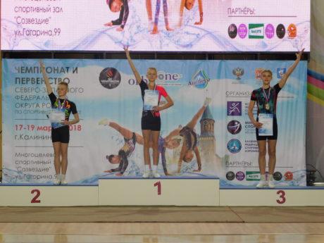Егоров Максим 1-место