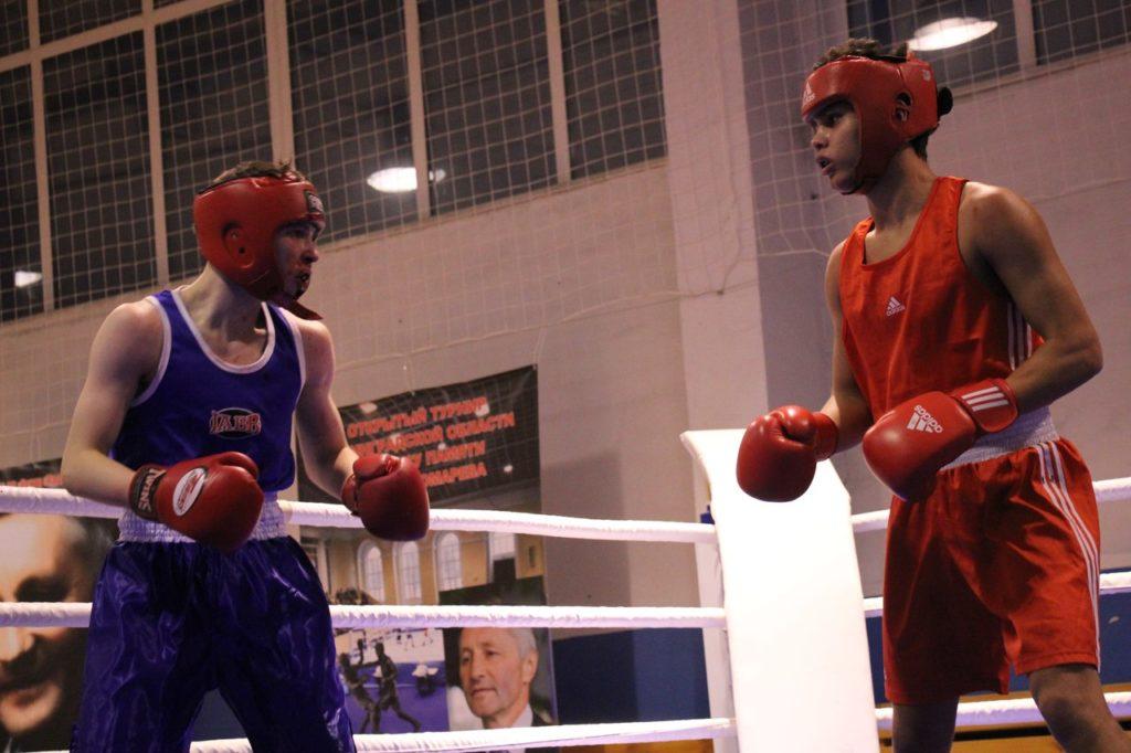 Турнир по боксу (1)