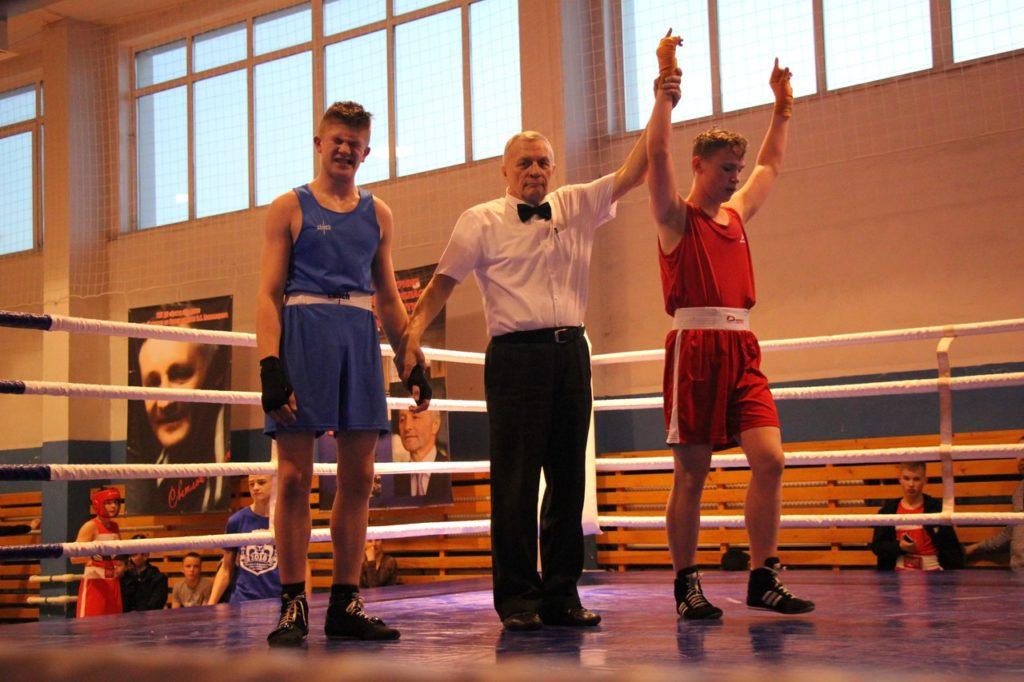 Турнир по боксу (3)