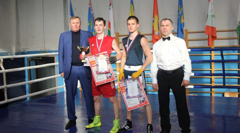 Турнир по боксу (4)