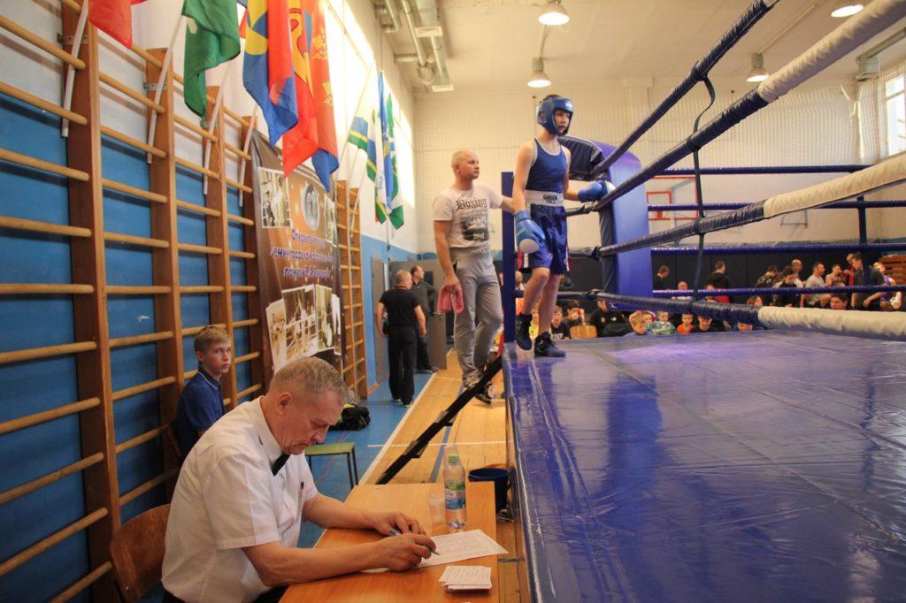 Турнир по боксу (5)