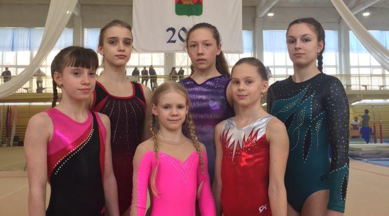 команда Гатчинской ДЮСШ на соревнвоаниях Брянских партизан1