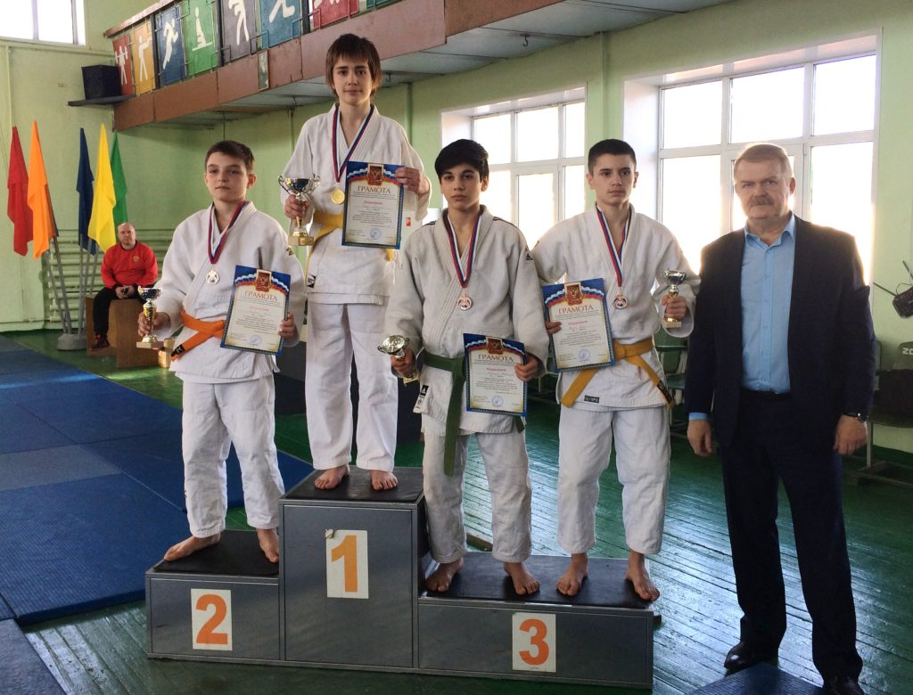 4 Быкоа Ярослав (1 место)