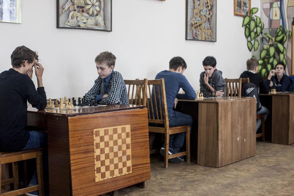 Шахматы гимназиада 2018